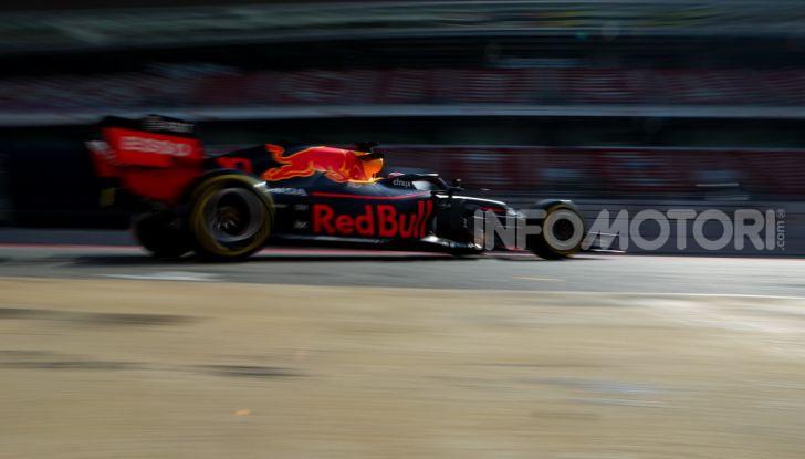 Formula 1 Test Barcellona – giorno 4: davanti la Renault di Hulkenberg - Foto 9 di 81