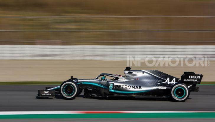 Formula 1 Test Barcellona – giorno 4: davanti la Renault di Hulkenberg - Foto 10 di 81