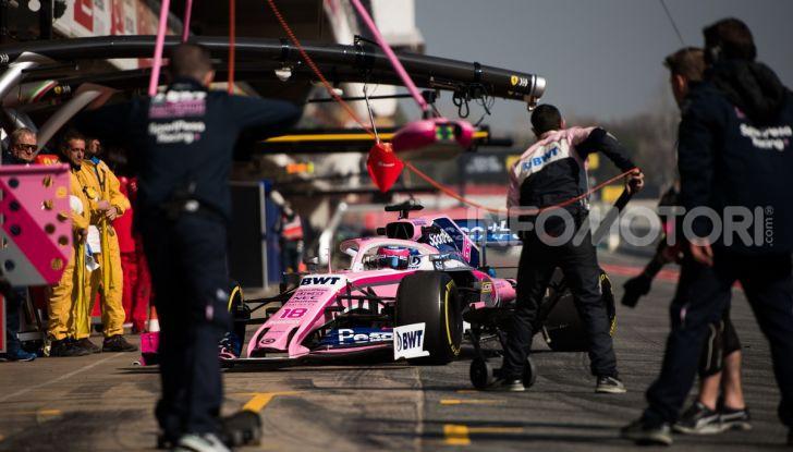 Formula 1 Test Barcellona – giorno 4: davanti la Renault di Hulkenberg - Foto 19 di 81