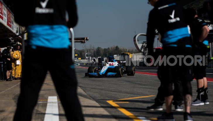 Formula 1 Test Barcellona – giorno 4: davanti la Renault di Hulkenberg - Foto 20 di 81