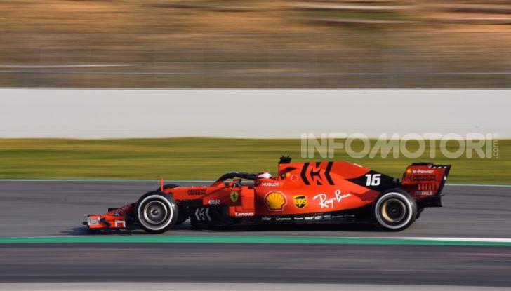 Formula 1 Test Barcellona – giorno 4: davanti la Renault di Hulkenberg - Foto 24 di 81