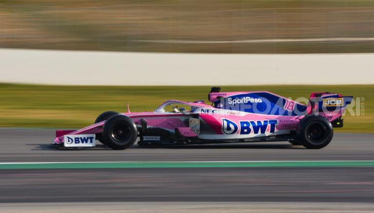 Formula 1 Test Barcellona – giorno 4: davanti la Renault di Hulkenberg - Foto 25 di 81