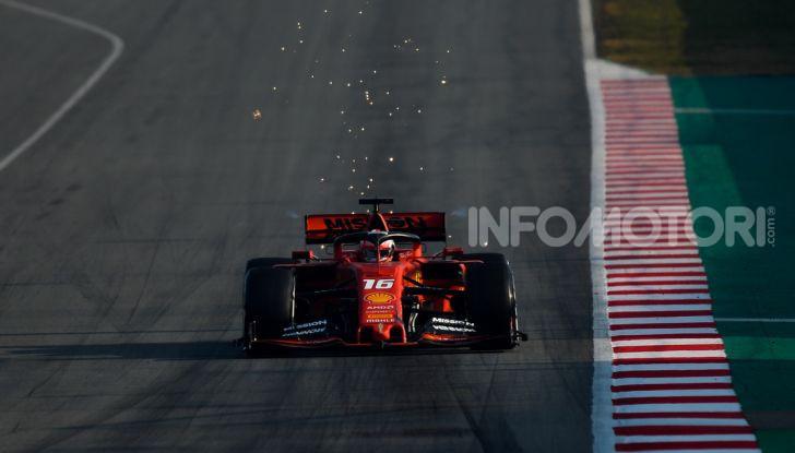 Formula 1 Test Barcellona – giorno 4: davanti la Renault di Hulkenberg - Foto 36 di 81