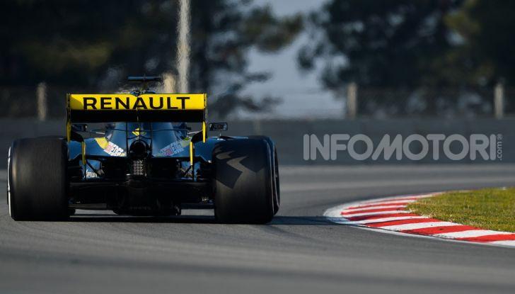 Formula 1 Test Barcellona – giorno 4: davanti la Renault di Hulkenberg - Foto 37 di 81