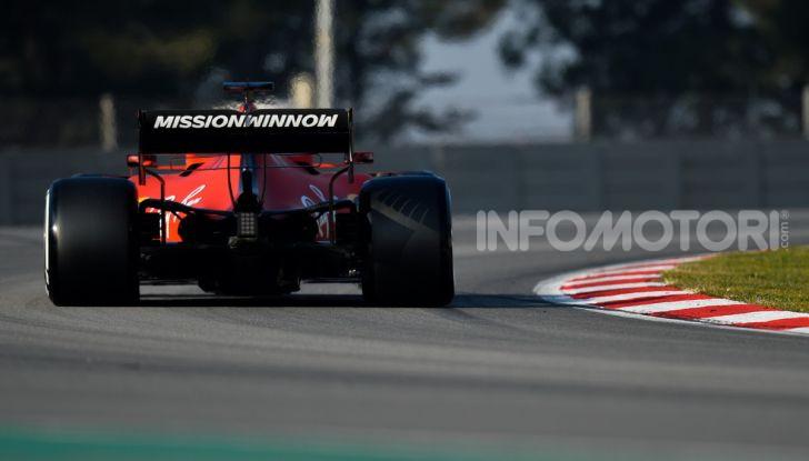 Formula 1 Test Barcellona – giorno 4: davanti la Renault di Hulkenberg - Foto 39 di 81