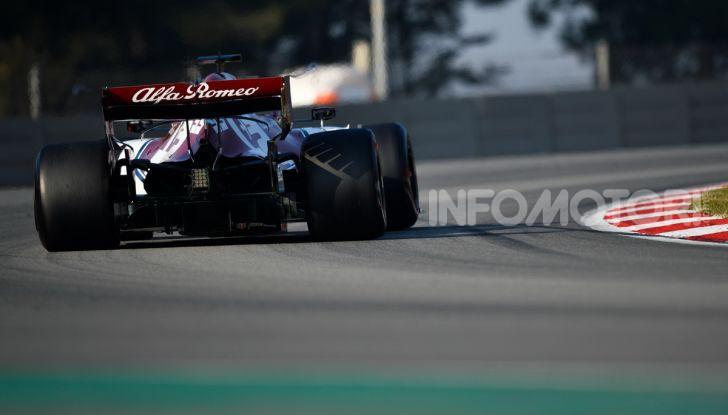Formula 1 Test Barcellona – giorno 4: davanti la Renault di Hulkenberg - Foto 41 di 81
