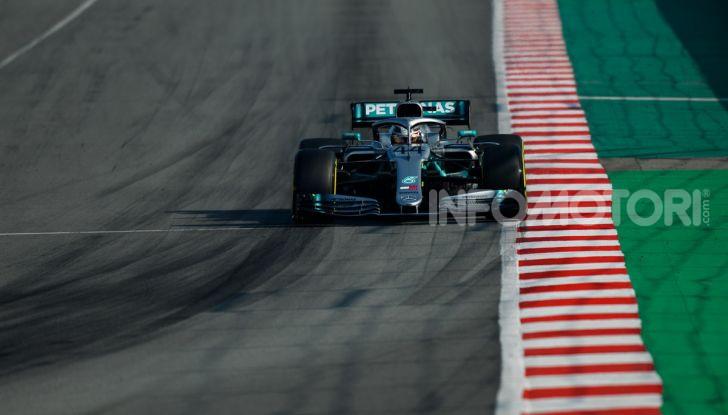 Formula 1 Test Barcellona – giorno 4: davanti la Renault di Hulkenberg - Foto 46 di 81
