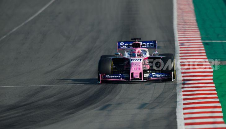 Formula 1 Test Barcellona – giorno 4: davanti la Renault di Hulkenberg - Foto 48 di 81
