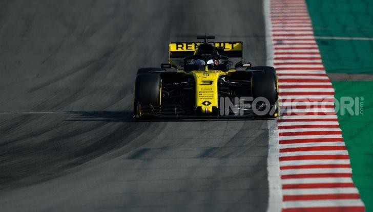 Formula 1 Test Barcellona – giorno 4: davanti la Renault di Hulkenberg - Foto 49 di 81