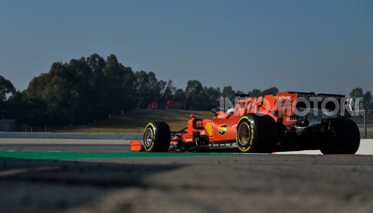 Formula 1 Test Barcellona – giorno 4: davanti la Renault di Hulkenberg - Foto 50 di 81