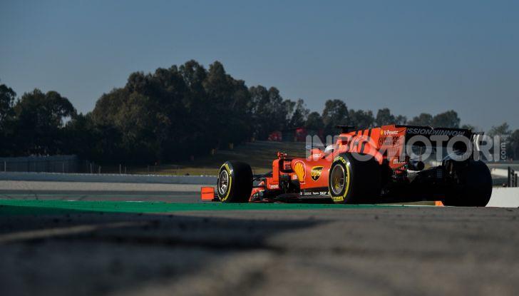 Formula 1 Test Barcellona – giorno 4: davanti la Renault di Hulkenberg - Foto 51 di 81