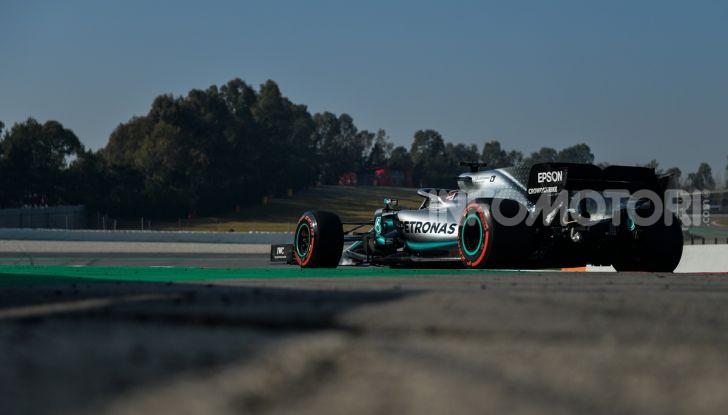 Formula 1 Test Barcellona – giorno 4: davanti la Renault di Hulkenberg - Foto 52 di 81