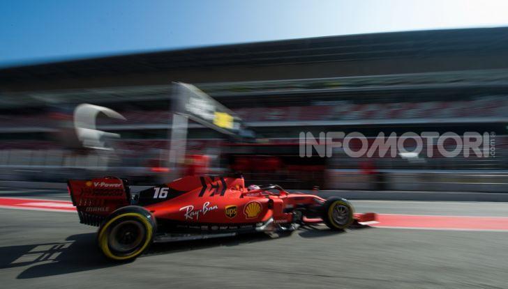 Formula 1 Test Barcellona – giorno 4: davanti la Renault di Hulkenberg - Foto 58 di 81