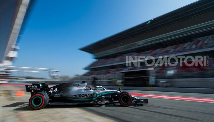Formula 1 Test Barcellona – giorno 4: davanti la Renault di Hulkenberg - Foto 59 di 81