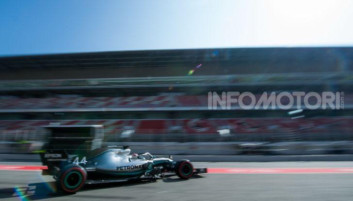 Formula 1 Test Barcellona – giorno 4: davanti la Renault di Hulkenberg - Foto 60 di 81