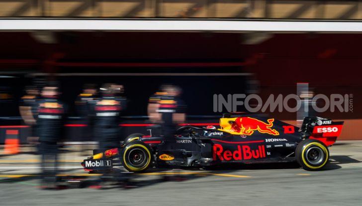 Formula 1 Test Barcellona – giorno 4: davanti la Renault di Hulkenberg - Foto 61 di 81
