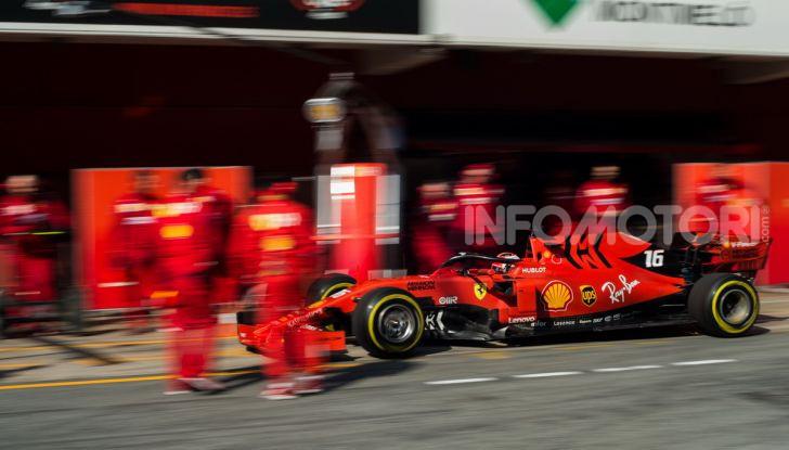 Formula 1 Test Barcellona – giorno 4: davanti la Renault di Hulkenberg - Foto 62 di 81