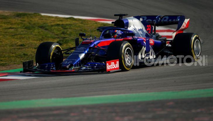 Formula 1 Test Barcellona – giorno 4: davanti la Renault di Hulkenberg - Foto 73 di 81