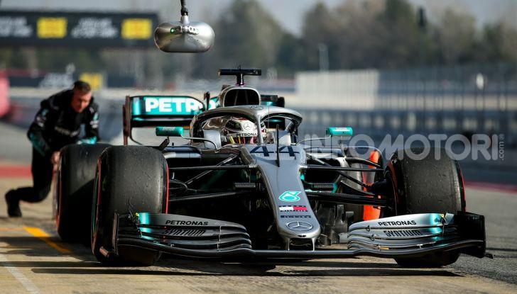 Formula 1 Test Barcellona – giorno 4: davanti la Renault di Hulkenberg - Foto 74 di 81