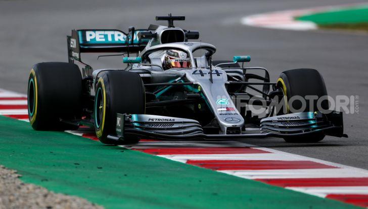 Formula 1 2019 Test Barcellona – giorno 2: in testa il ferrarista Leclerc - Foto 3 di 132