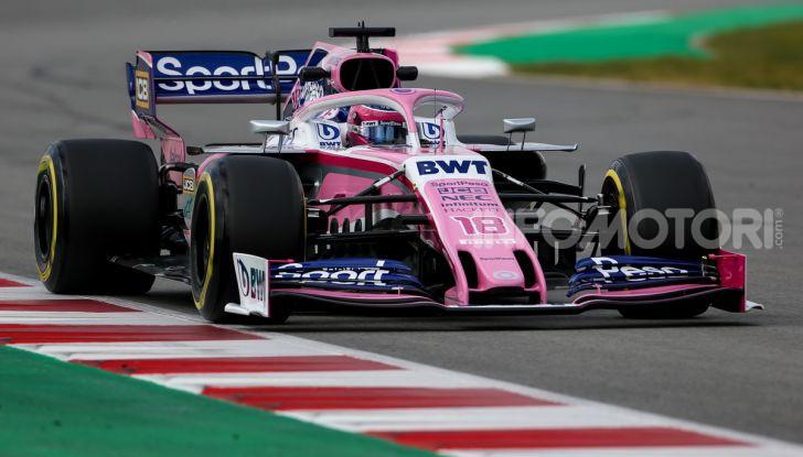 Formula 1 2019 Test Barcellona – giorno 2: in testa il ferrarista Leclerc - Foto 4 di 132