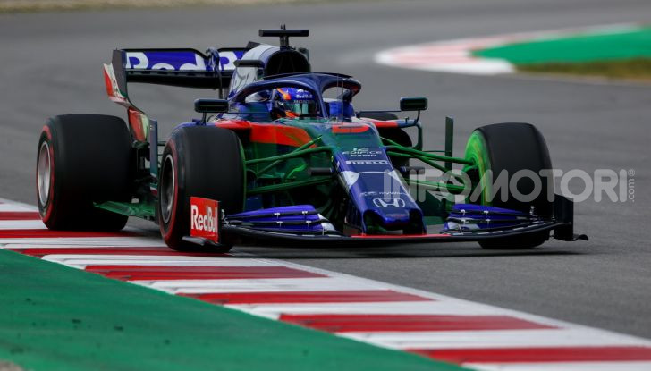 Formula 1 2019 Test Barcellona – giorno 2: in testa il ferrarista Leclerc - Foto 5 di 132