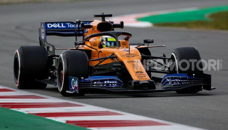 Formula 1 2019 Test Barcellona – giorno 2: in testa il ferrarista Leclerc - Foto 7 di 132