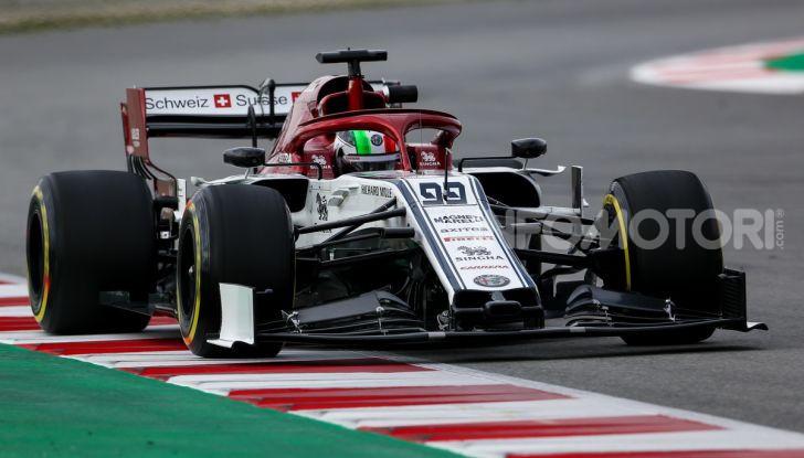 Formula 1 2019 Test Barcellona – giorno 2: in testa il ferrarista Leclerc - Foto 9 di 132