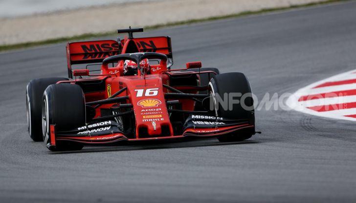 Formula 1 2019 Test Barcellona – giorno 2: in testa il ferrarista Leclerc - Foto 10 di 132