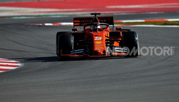 Formula 1 2019 Test Barcellona – giorno 2: in testa il ferrarista Leclerc - Foto 101 di 132