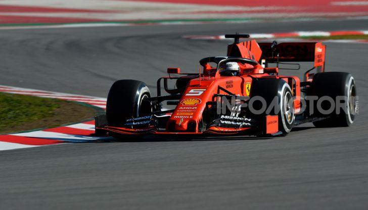Formula 1 2019 Test Barcellona – giorno 2: in testa il ferrarista Leclerc - Foto 105 di 132