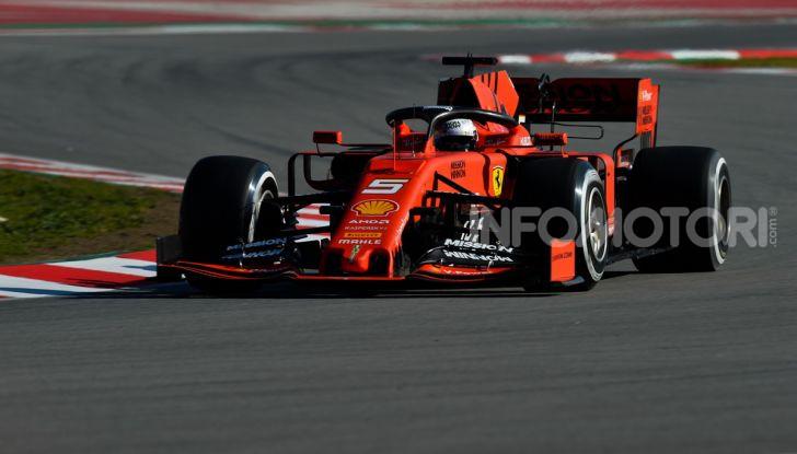 Formula 1 2019 Test Barcellona – giorno 2: in testa il ferrarista Leclerc - Foto 106 di 132