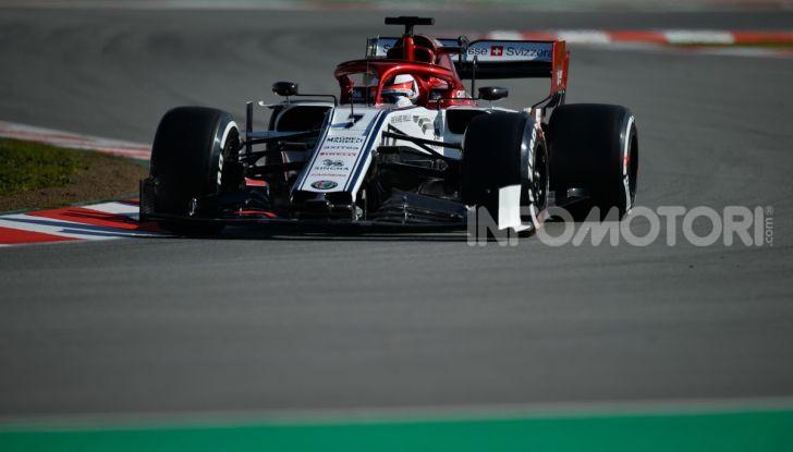 Formula 1 2019 Test Barcellona – giorno 2: in testa il ferrarista Leclerc - Foto 115 di 132
