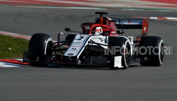 Formula 1 2019 Test Barcellona – giorno 2: in testa il ferrarista Leclerc - Foto 118 di 132