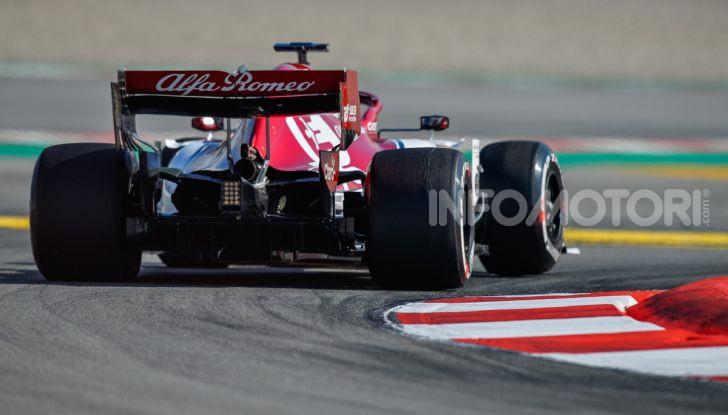 Formula 1 2019 Test Barcellona – giorno 2: in testa il ferrarista Leclerc - Foto 128 di 132