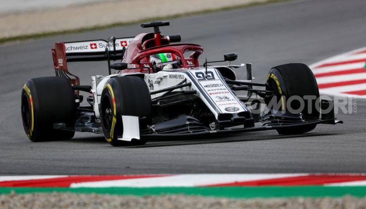 Formula 1 2019 Test Barcellona – giorno 2: in testa il ferrarista Leclerc - Foto 13 di 132