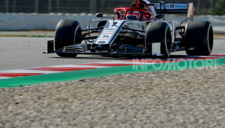 Formula 1 2019 Test Barcellona – giorno 2: in testa il ferrarista Leclerc - Foto 131 di 132