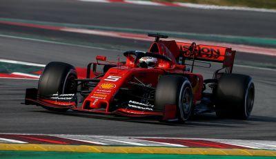 Formula 1 2019 Test Barcellona - giorno 2: in testa il ferrarista Leclerc