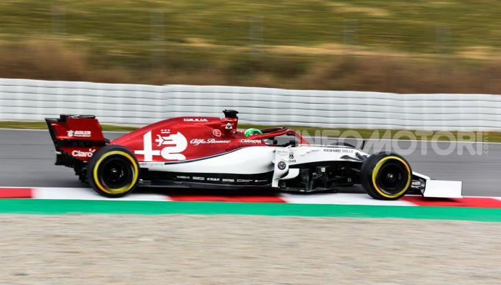 Formula 1 2019 Test Barcellona – giorno 2: in testa il ferrarista Leclerc - Foto 24 di 132