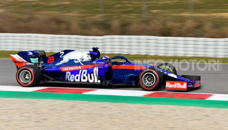 Formula 1 2019 Test Barcellona – giorno 2: in testa il ferrarista Leclerc - Foto 25 di 132