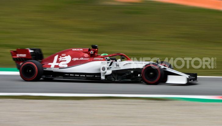 Formula 1 2019 Test Barcellona – giorno 2: in testa il ferrarista Leclerc - Foto 29 di 132