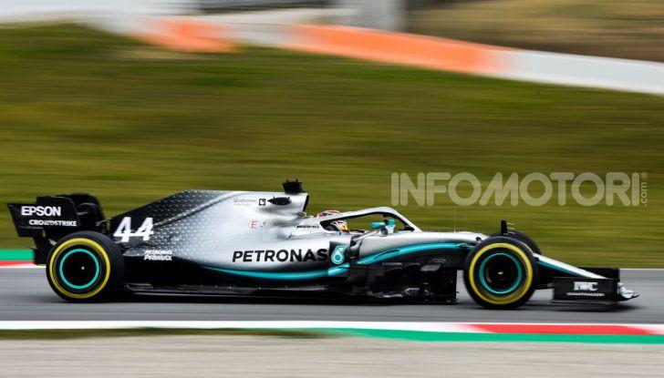 Formula 1 2019 Test Barcellona – giorno 2: in testa il ferrarista Leclerc - Foto 30 di 132