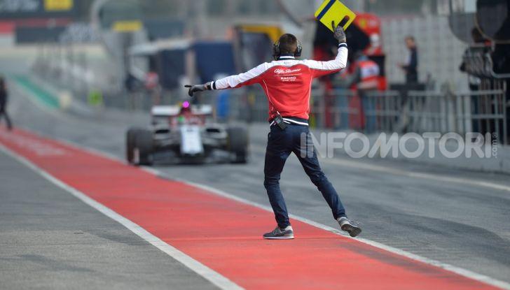 Formula 1 2019 Test Barcellona – giorno 2: in testa il ferrarista Leclerc - Foto 35 di 132