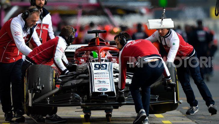 Formula 1 2019 Test Barcellona – giorno 2: in testa il ferrarista Leclerc - Foto 36 di 132
