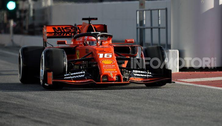 Formula 1 2019 Test Barcellona – giorno 2: in testa il ferrarista Leclerc - Foto 37 di 132