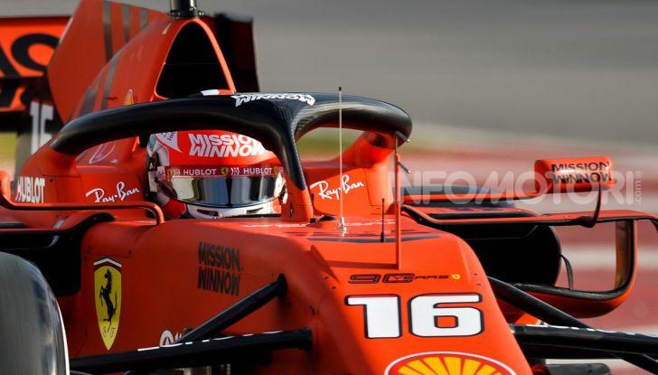 Formula 1 2019 Test Barcellona – giorno 2: in testa il ferrarista Leclerc - Foto 38 di 132