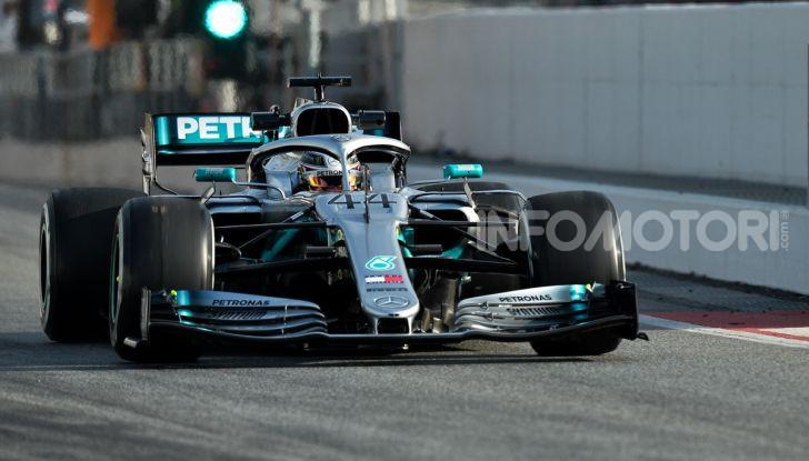Formula 1 2019 Test Barcellona – giorno 2: in testa il ferrarista Leclerc - Foto 40 di 132