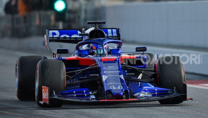 Formula 1 2019 Test Barcellona – giorno 2: in testa il ferrarista Leclerc - Foto 42 di 132