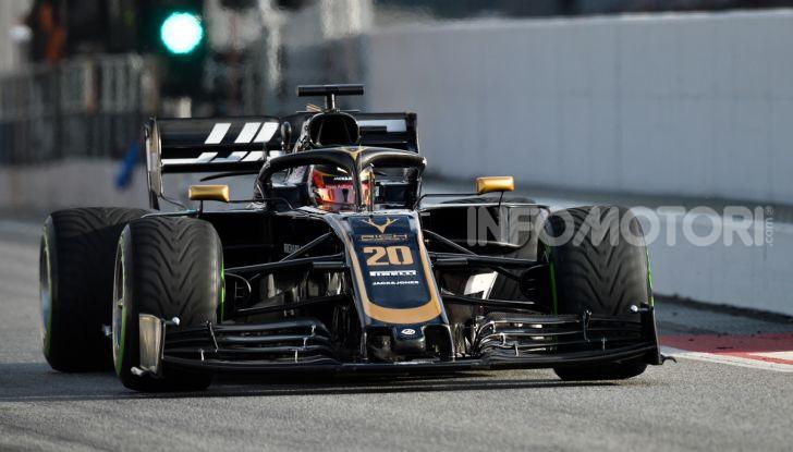 Formula 1 2019 Test Barcellona – giorno 2: in testa il ferrarista Leclerc - Foto 45 di 132