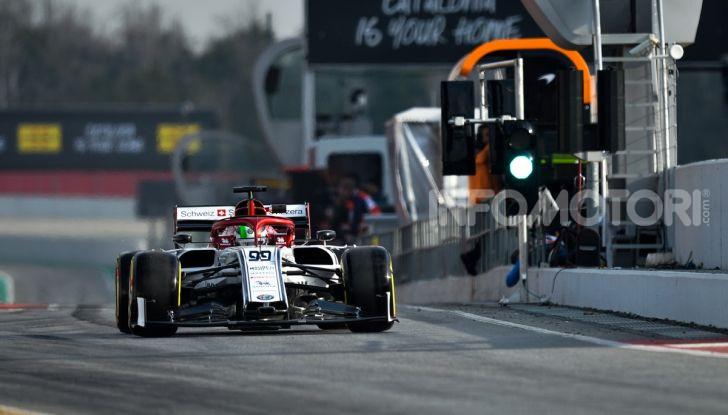 Formula 1 2019 Test Barcellona – giorno 2: in testa il ferrarista Leclerc - Foto 46 di 132